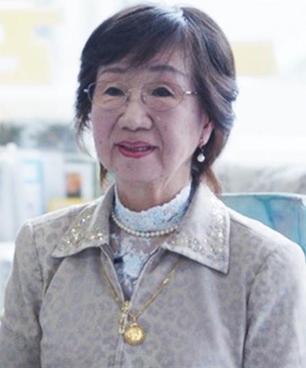 マイカー三喜 取締役会長 久慈須美子の写真